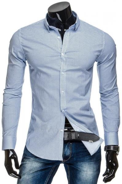 Vyriški marškiniai Prosper Paveikslėlis 1 iš 6 310820043465