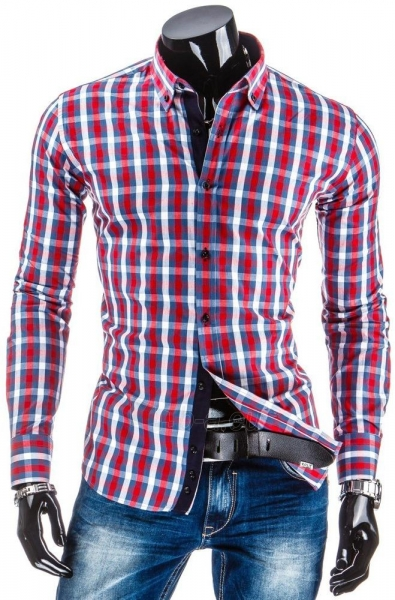 Vyriški marškiniai Raynard Paveikslėlis 1 iš 6 310820034474