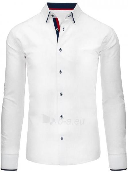 Vyriški marškiniai Sully (balti) Paveikslėlis 1 iš 3 310820043744