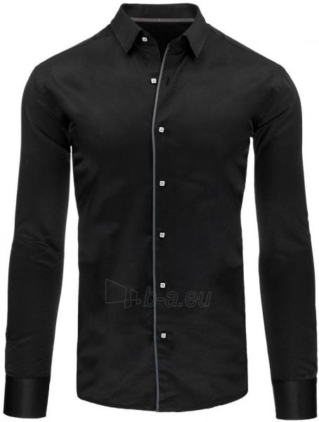 Vyriški marškiniai Sully (juodi) Paveikslėlis 1 iš 2 310820043968