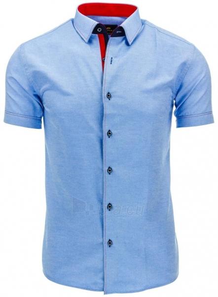 Vyriški marškiniai Tombs (Mėlyni) Paveikslėlis 1 iš 2 310820034655