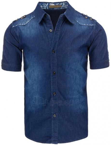 Vyriški marškiniai trumpomis rankovėmis Hariet Paveikslėlis 1 iš 7 310820034382