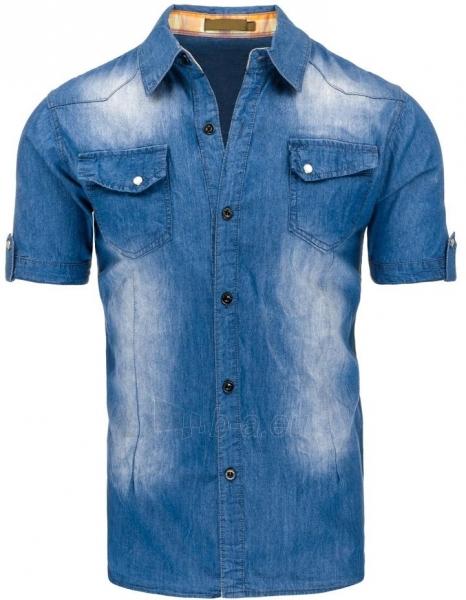 Vyriški marškiniai trumpomis rankovėmis Hattie Paveikslėlis 1 iš 7 310820034381