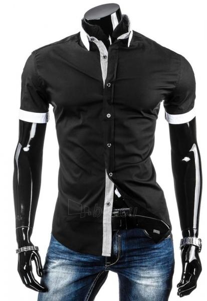 Vyriški marškiniai trumpomis rankovėmis Paveikslėlis 1 iš 6 310820042344