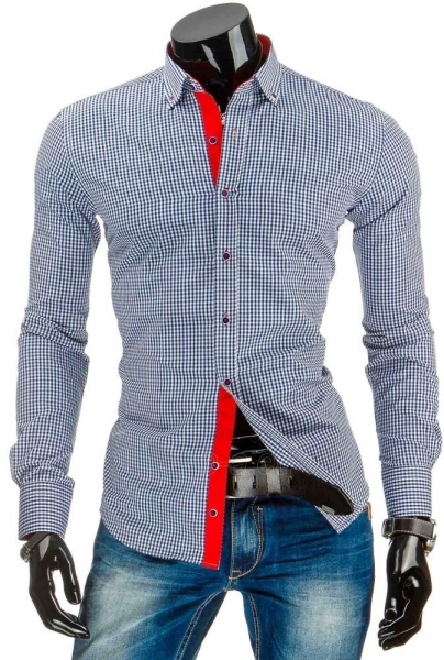 Vyriški marškiniai Ulrick Paveikslėlis 1 iš 6 310820034398