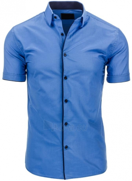 Vyriški marškiniai Willcox (Mėlyni) Paveikslėlis 1 iš 2 310820034758
