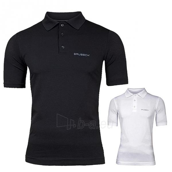 Vyriški polo marškinėliai Brubeck PRESTIGE Paveikslėlis 1 iš 3 300660000258