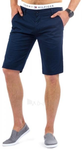 Vyriški šortai Mounds (Tamsiai mėlyni) Paveikslėlis 1 iš 6 310820035412