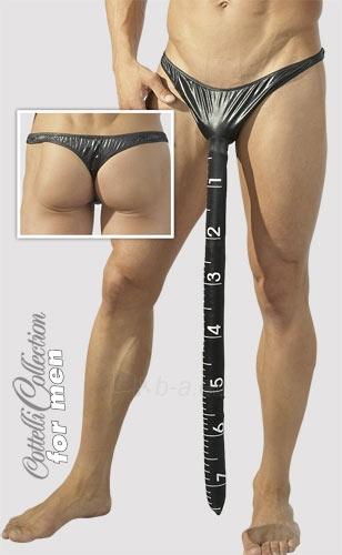 Vyriški stringai Mens String Tape Measure S-L Paveikslėlis 1 iš 1 310820022034