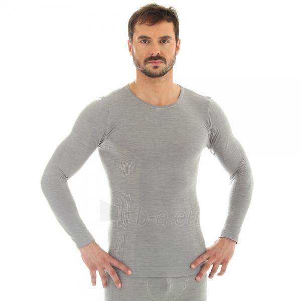 Vyriški termo marškinėliai Brubeck -ilgomis rankovėmis Paveikslėlis 1 iš 3 300660000260