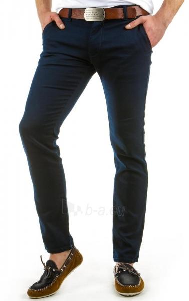 Vyriškos kelnės Baca (Tamsiai mėlynos) Paveikslėlis 1 iš 6 310820032312