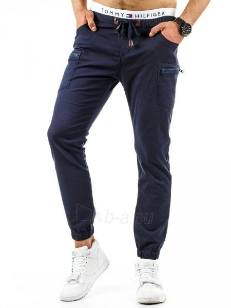Vyriškos kelnės Essex (Tamsiai mėlynos) Paveikslėlis 1 iš 6 310820032783