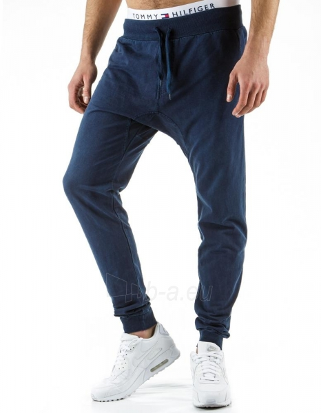 Vyriškos laisvalaikio kelnės Accomac (Tamsiai mėlynos) Paveikslėlis 1 iš 6 310820032007