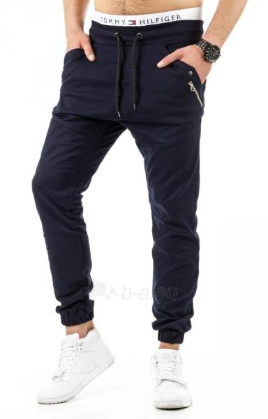 Vyriškos laisvalaikio kelnės Chitte (Tamsiai mėlynos) Paveikslėlis 1 iš 6 310820032791