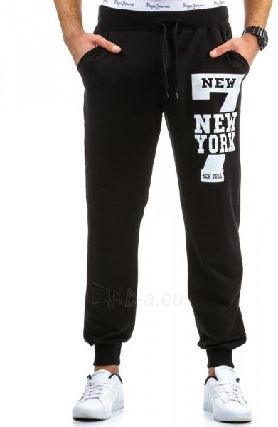 Vyriškos laisvalaikio kelnės Cool (Juodos) Paveikslėlis 1 iš 6 310820031778