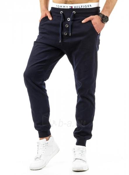 Vyriškos laisvalaikio kelnės Enos (Tamsiai mėlynos) Paveikslėlis 1 iš 6 310820032794