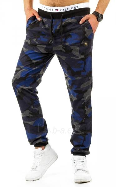 Vyriškos laisvalaikio kelnės Hyde (Tamsiai mėlynos) Paveikslėlis 1 iš 6 310820037047