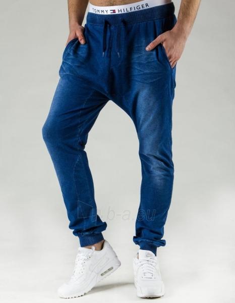 Vyriškos laisvalaikio kelnės Parksley (Mėlynos) Paveikslėlis 1 iš 6 310820035005