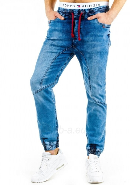 Vyriškos laisvalaikio kelnės Prairie (Mėlynos) Paveikslėlis 1 iš 6 310820035029