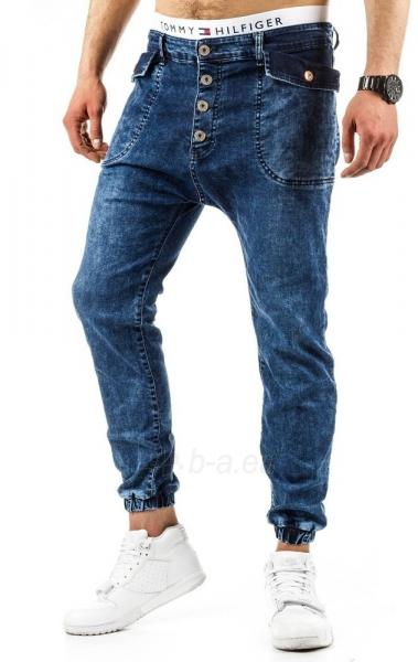 Vyriškos laisvalaikio kelnės Swant (Tamsiai mėlynos) Paveikslėlis 1 iš 6 310820032796