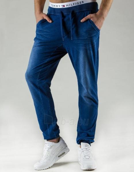 Vyriškos laisvalaikio kelnės Tangier (Mėlynos) Paveikslėlis 1 iš 6 310820032027