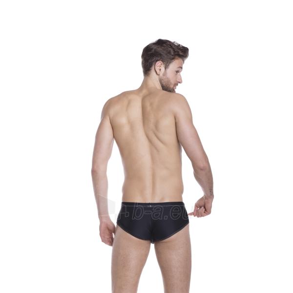 Vyriškos maudymosi kelnaitės ALOR juodos dydis S Paveikslėlis 3 iš 3 30085900057