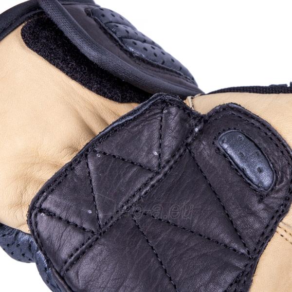 Vyriškos odinės moto pirštinės W-TEC Crushberg GID-16022 Paveikslėlis 2 iš 7 310820218052