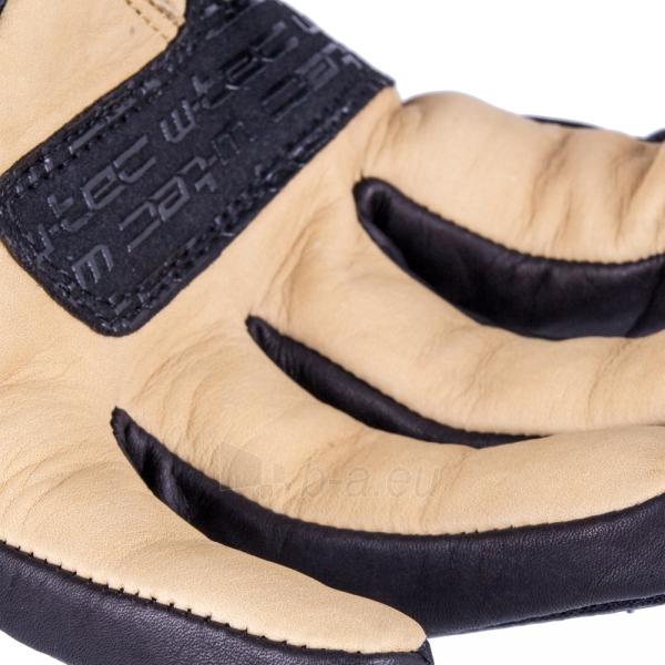 Vyriškos odinės moto pirštinės W-TEC Crushberg GID-16022 Paveikslėlis 3 iš 7 310820218052