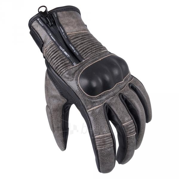 Vyriškos odinės moto pirštinės W-TEC Davili GID-16034 Paveikslėlis 1 iš 6 310820218056