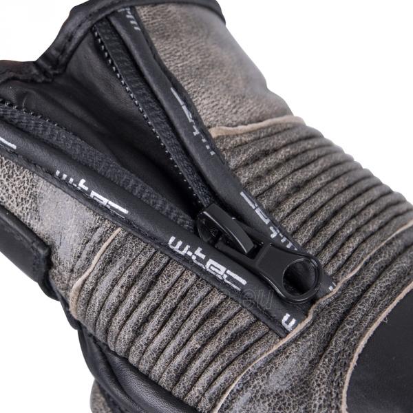 Vyriškos odinės moto pirštinės W-TEC Davili GID-16034 Paveikslėlis 5 iš 6 310820218056