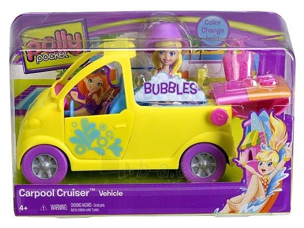 W6222 Mattel Polly Pocket Auto Paveikslėlis 1 iš 1 250710900473
