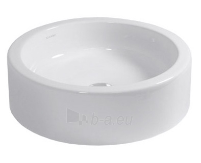 Wash bowl 46 cm Starck 1 white,cylindric, w/o ov Paveikslėlis 1 iš 1 270711000993
