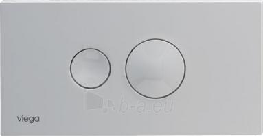 WC klavišas VISIGN FOR STYLE 11 baltas pisuarui Paveikslėlis 1 iš 1 270790200079