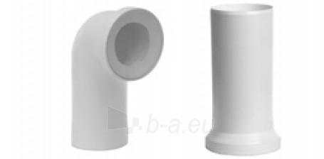 WC pajungimo mova su atšaka 90 Paveikslėlis 1 iš 1 270750000150