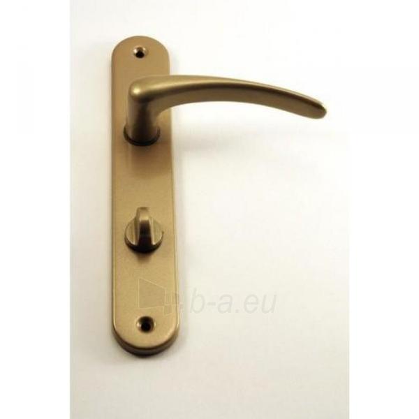 WC rankena WING geltona 72 mm Paveikslėlis 1 iš 1 310820037094