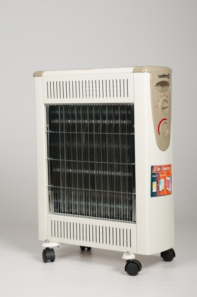 Wellmo WH2000 mobilus šildytuvas Paveikslėlis 1 iš 2 310820039196