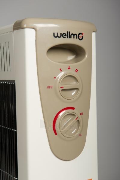 Wellmo WH2000 mobilus šildytuvas Paveikslėlis 2 iš 2 310820039196
