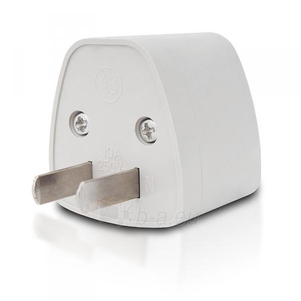 Whitenergy Inverteris DC/AC 24V (automobilis) 230V, 150W USB jungtis Paveikslėlis 3 iš 5 250256401316