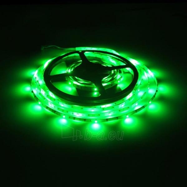 Whitenergy LED juosta 5m | 3528 | 4.8W/m | 12V DC | RGB Paveikslėlis 2 iš 10 310820049442