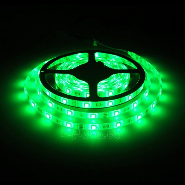 Whitenergy LED juosta atsapri vandeniui 5m | 30vnt/m | 5050| 7.2W/m| 12V DC| RGB Paveikslėlis 4 iš 7 310820049439