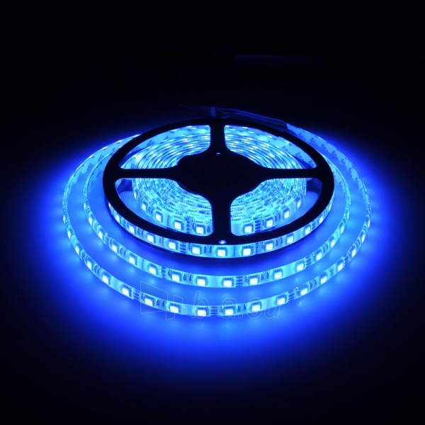 Whitenergy LED juosta atsapri vandeniui 5m | 60vnt/m| 5050| 14.4W/m| 12V DC| RGB Paveikslėlis 4 iš 7 310820049434
