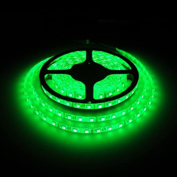 Whitenergy LED juosta atsapri vandeniui 5m | 60vnt/m| 5050| 14.4W/m| 12V DC| RGB Paveikslėlis 6 iš 7 310820049434