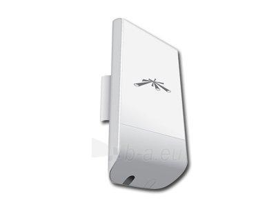 Wi-Fi Access Point UBIQUITI NanoStation Loco M2 (1 x , Wi-Fi b/g/n) Paveikslėlis 2 iš 4 250257600770