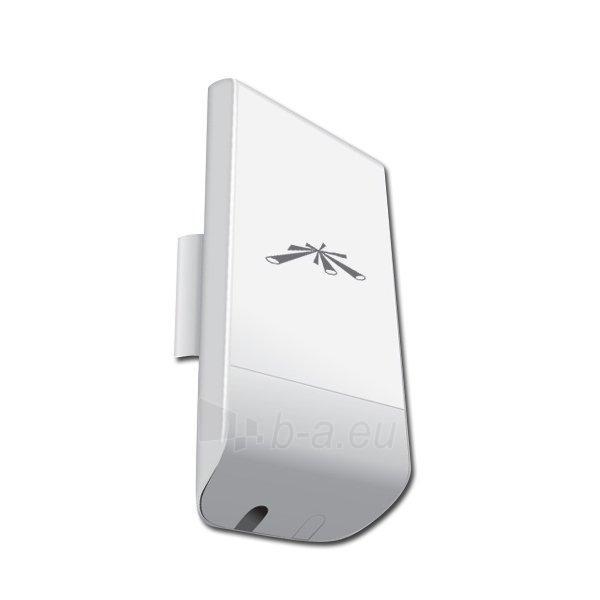 Wi-Fi Access Point UBIQUITI NanoStation Loco M2 (1 x , Wi-Fi b/g/n) Paveikslėlis 3 iš 4 250257600770