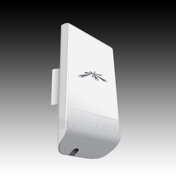 Wi-Fi Access Point UBIQUITI NanoStation Loco M2 (1 x , Wi-Fi b/g/n) Paveikslėlis 4 iš 4 250257600770