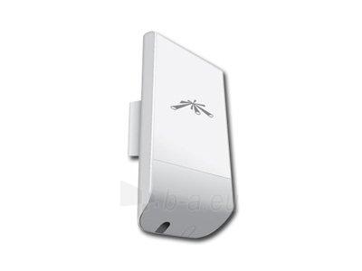 Wi-Fi Access Point UBIQUITI NanoStation Loco M5 (Wi-Fi n) Paveikslėlis 2 iš 4 250257600771