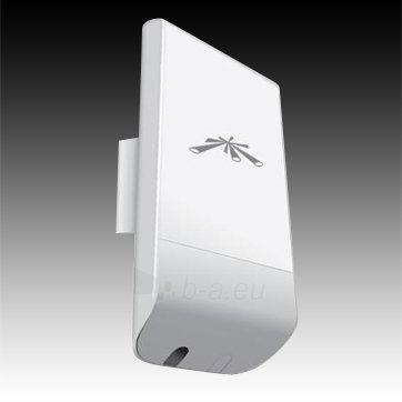 Wi-Fi Access Point UBIQUITI NanoStation Loco M5 (Wi-Fi n) Paveikslėlis 3 iš 4 250257600771