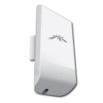 Wi-Fi Access Point UBIQUITI NanoStation Loco M5 (Wi-Fi n) Paveikslėlis 4 iš 4 250257600771