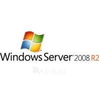 Windows Svr 2008 R2 Standard (1-4 CPU, 5 CAL) ROK - ML (BR,EN,FR,SP) Paveikslėlis 1 iš 1 250257600408