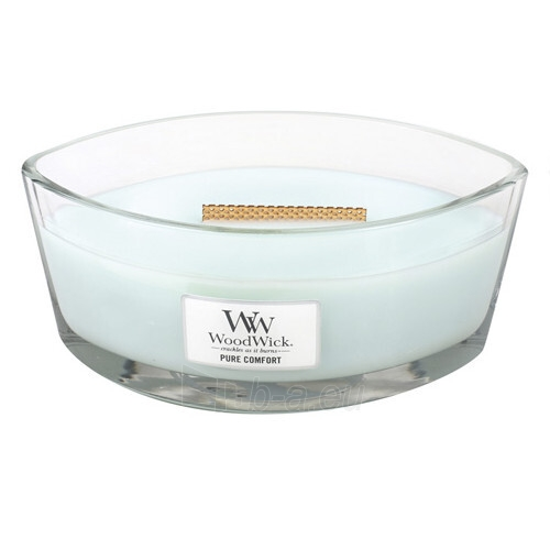WoodWick Scented candle boat Pure Comfort 453 g Paveikslėlis 1 iš 1 310820209090